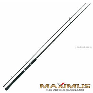 Спиннинг Maximus Black Widow 2,1м/4-18гр MSBW21ML