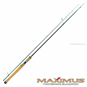 Спиннинг Maximus Fish Poison 2,1м/2-11гр MSFP21L