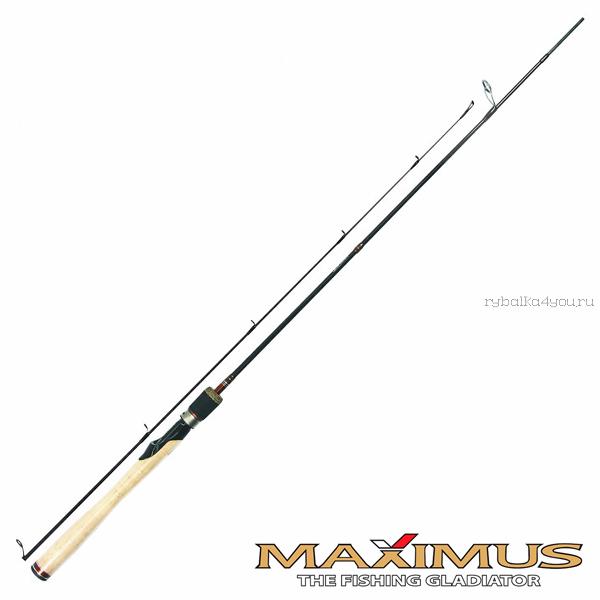Купить Спиннинг Maximus High Energy-X 1,8м/1-7гр MSHEX18UL