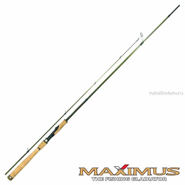 Купить Спиннинг Maximus Legend-X 2,44м/12-30гр MSLX24M