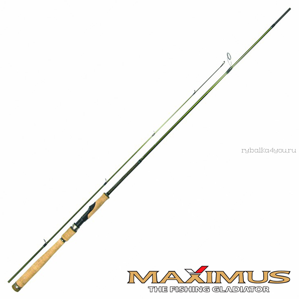 Купить Спиннинг Maximus Legend-X 2,0м/2-9гр MSLX20L