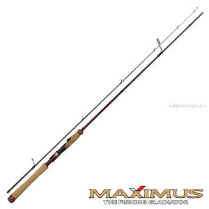 Спиннинг Maximus Striker-X 2,1м/5-20гр MSSX21ML