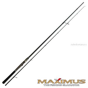 Спиннинг Maximus Wild Power-X 2,1м/3-15гр MSWPX21L