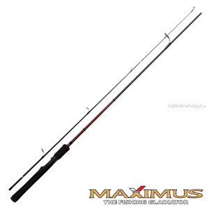 Спиннинг Maximus Winner 2,1м/3-15гр MSW21L