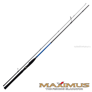 Спиннинг Maximus Zenith-X 2,1м/3-15гр MSZX21L