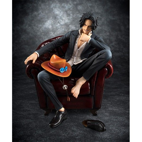 Фигурка One Piece - Portgas D. Ace 1/8 Limited Edition
