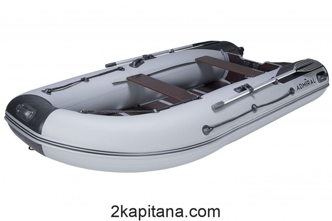 Лодка Адмирал ПВХ надувная 340 S