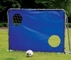 Детские футбольные ворота  с экраном 213Х150 см