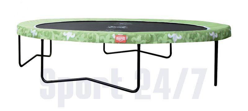 Батут Berg Jumping Styles (зеленый) 35.44.63 ?430 см