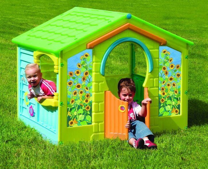 Детский игровой домик деревенский Marian Plast 570