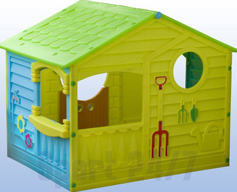 Детский игровой домик Коттедж Marian Plast 560