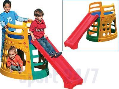 """Детская горка """"Башня"""" 377"""