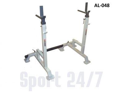 Стойки под штангу Профи AlivSport AL-048