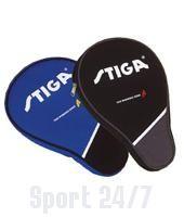 Чехол по форме ракетки Stiga Trend (черно-серый)
