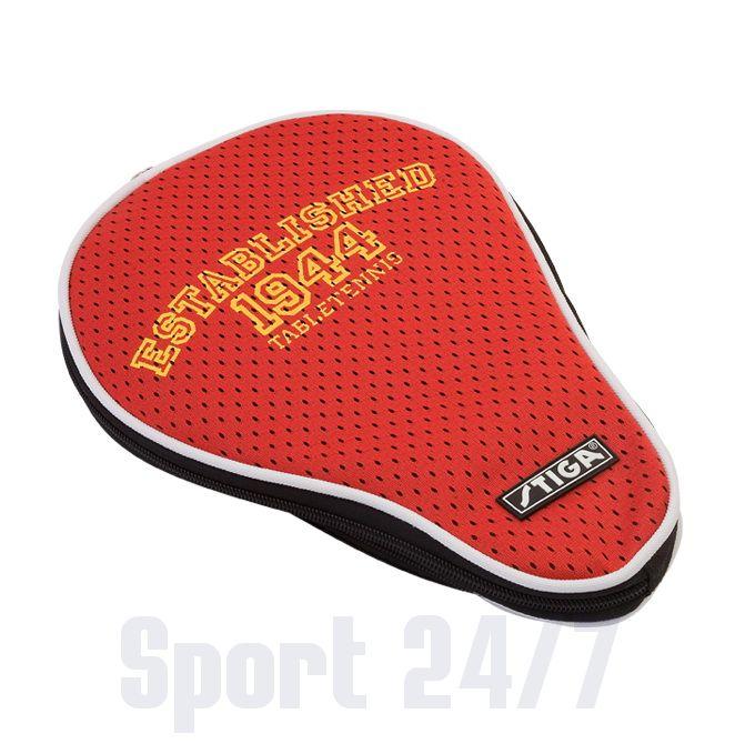 Чехол по форме ракетки Stiga Competition (красный)
