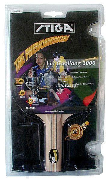 Ракетка Stiga Liu Guoliang 2000 ITTF