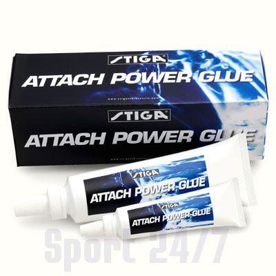 Клей на водяной основе Stiga Attach Power Glue 50мл