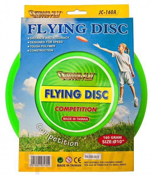 Пластиковый диск для фрисби 54.008.00.0