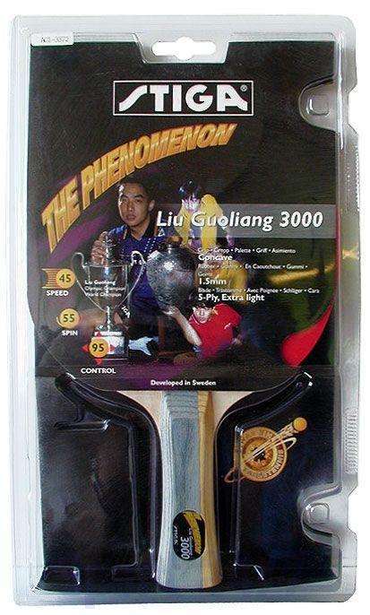 Ракетка Stiga Liu Guoliang 3000 ITTF