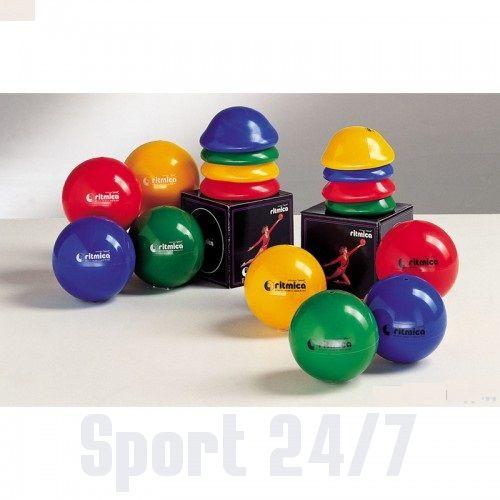 Гимнастический мяч глянцевый LEDRAGOMMA Ritmica 20.6575B