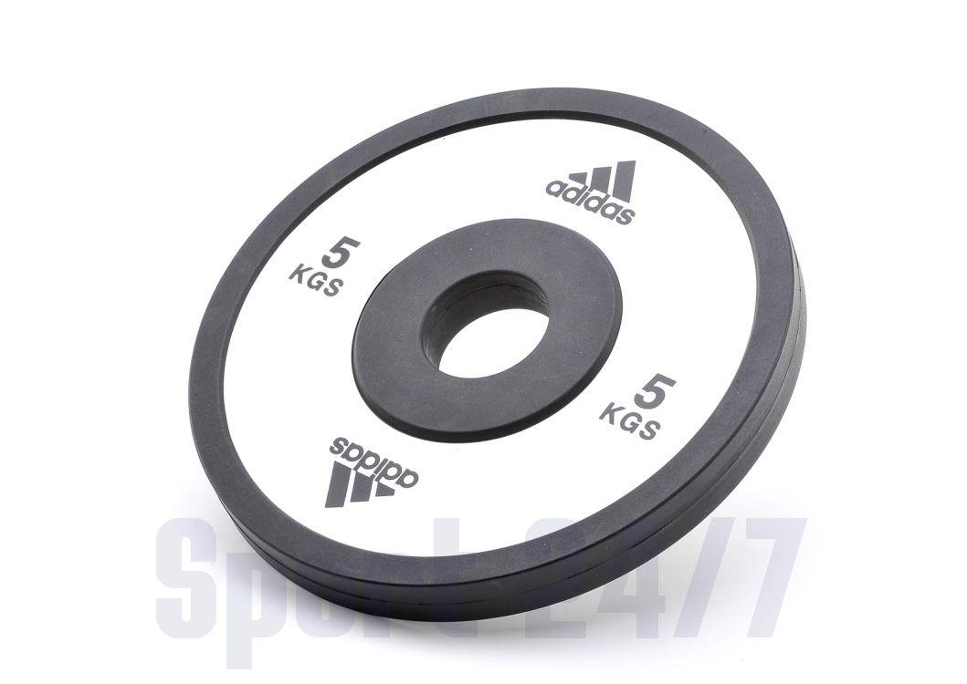 Весовые диски Adidas (50 мм, 1.25 кг) Арт.ADWT-10203