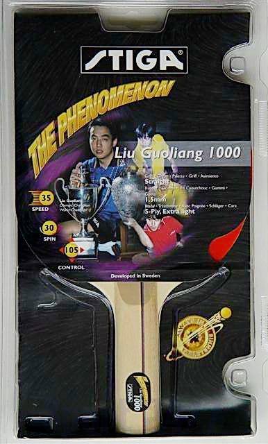 Ракетка Stiga Liu Guoliang 1000 ITTF