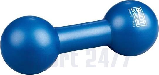 Гантель виниловая мягкая Body Sculpture 1 кг [BW-112-1]