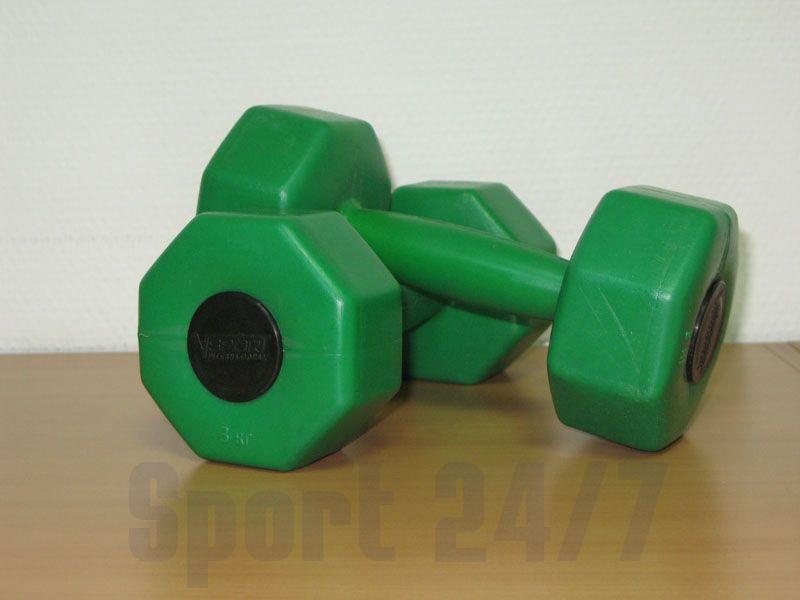 Тренажер - комплект гантелей (2шт.)СТ – 560.3 V-sport