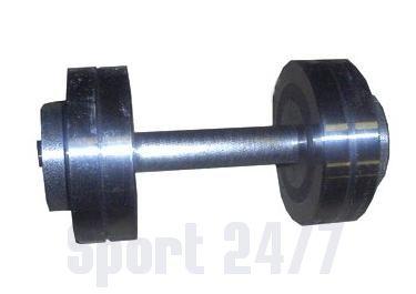 Гантель разборная (металл) 1 кг [ГР_1]