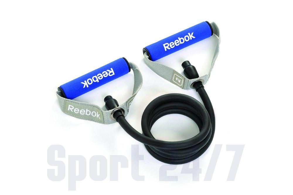 Эспандер трубчатый Elements REEBOK RAEL-11031GR(серый/синий)