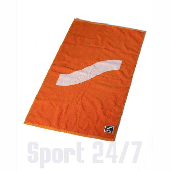 Полотенце Stiga 50х100см (оранжевый)