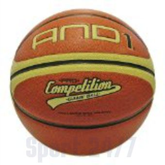 Баскетбольный мяч AND 1 Competition Replica