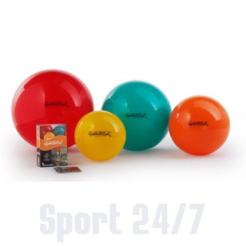 Гимнacтичecкий мяч LEDRAGOMMA Gymnastik Ball Standard (75 см)