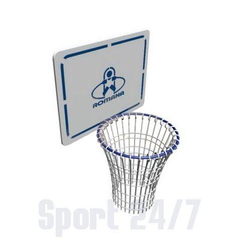 Кольцо баскетбольное со щитом mdsk42