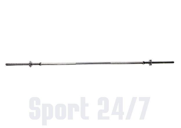 Гриф для штанги прямой (183 см) Adidas  Арт.ADWT-10112