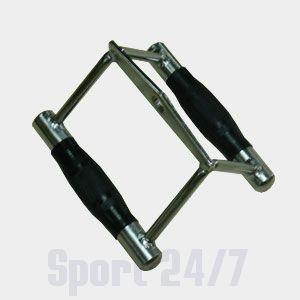 Рукоятка для тренажеров двойная «параллельный хват»  Alex RHMA-09