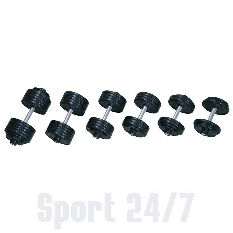V-sport СТ-550.5 гантель профессиональная 5 кг