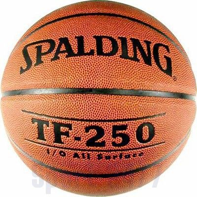 Мяч баскетбольный Spalding TF-250 64-471z
