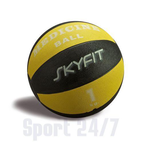SF – MB1k - Медицинский мяч 1кг - SKYFIT