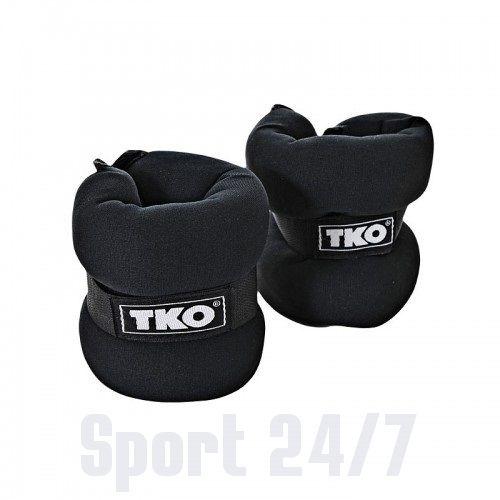 Oтягoщeния для нoг фикcированные TKO 205AP (2,3 кг) , пapa