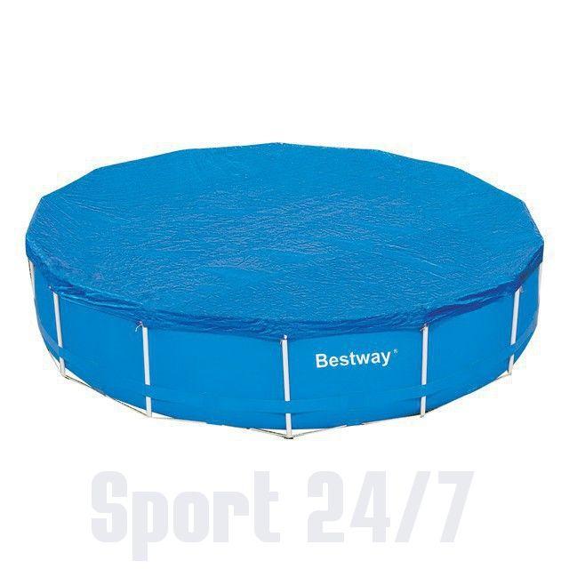Тент для каркасного бассейна BestWay 58134 457 см