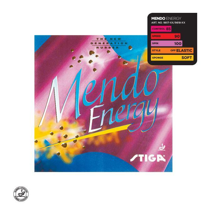 Накладка Stiga Mendo  Energy