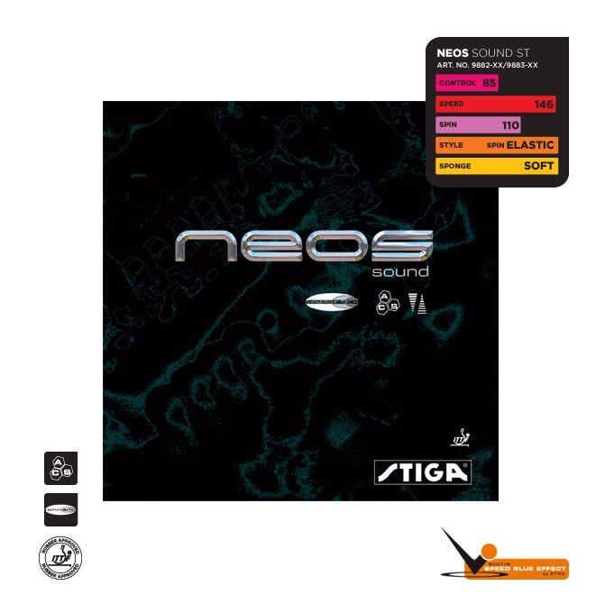 Накладка Stiga  Neos  Sound SynergyTech