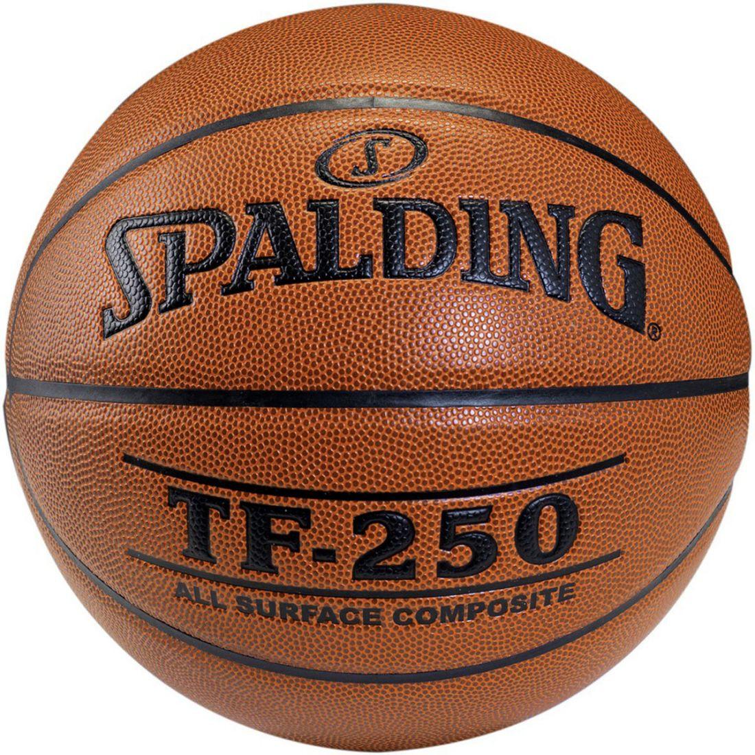 Мяч баскетбольный Spalding TF-250 (74-531)