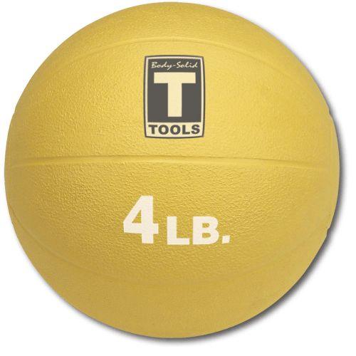 Медицинский мяч 4LB / 1.8 кг желтый BSTMB4 Body-Solid