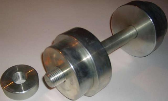 Гантель разборная (металл) 7 кг [ГР_7]