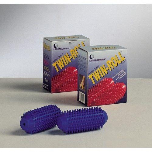 Ролики массажные LEDRAGOMMA TWIN-ROLL 3065.02 (пара)
