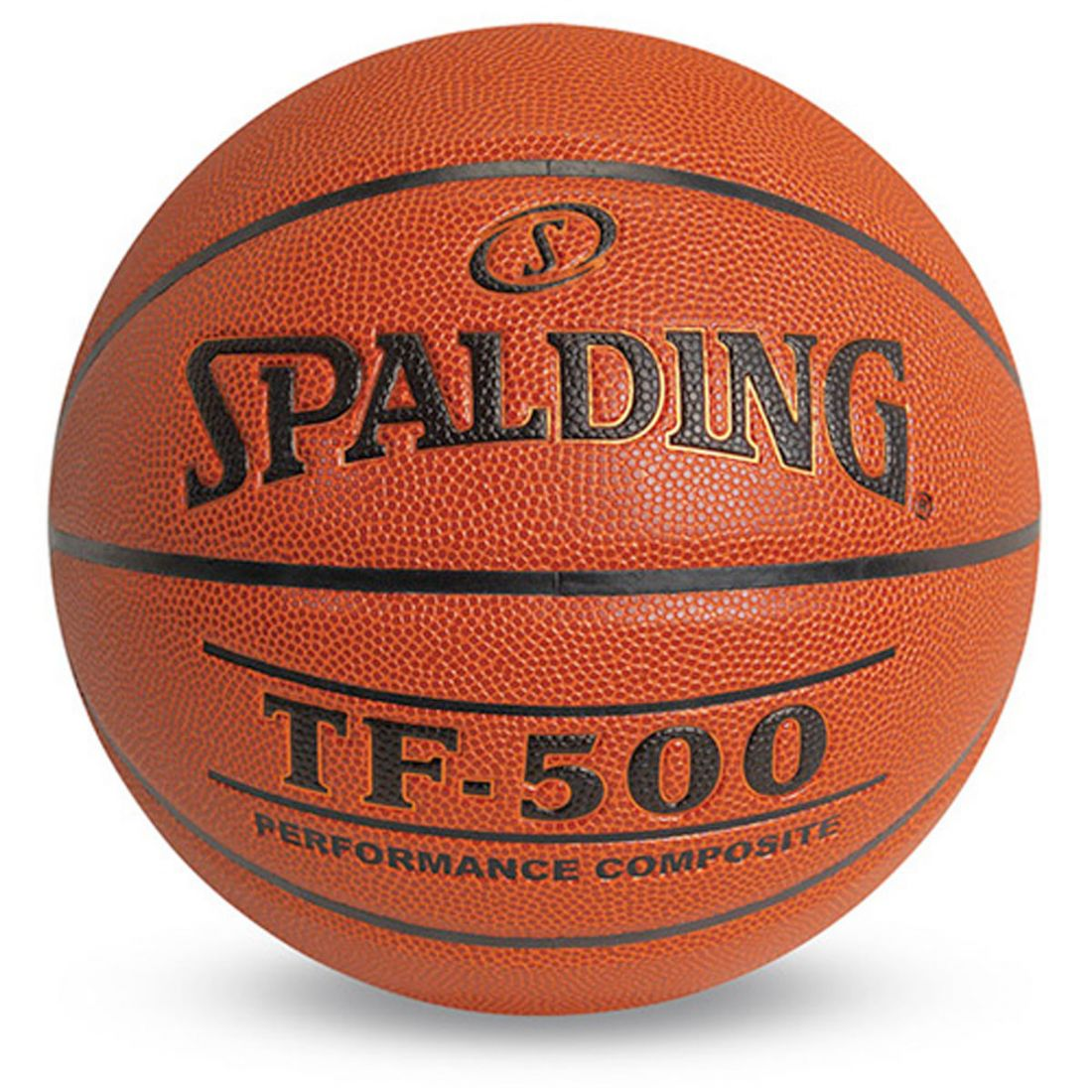 Мяч баскетбольный Spalding TF-500 р-р 6 (74-529)