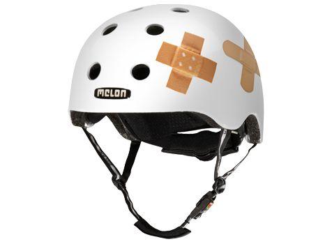 Шлем MELON PLASTERED WHITE