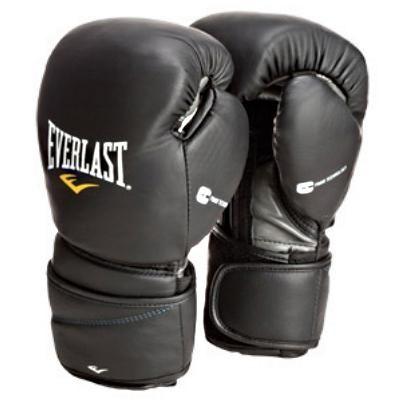 Перчатки боксерские Тренировочные Everlast Protex2 3112PLU